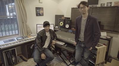 白金1丁目にJAZZレーベル&音楽スタジオを発見!!