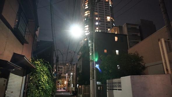 白金新聞#022白高町会パトロール写真012