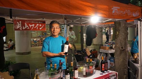 白金新聞#025天の川夏祭り2019写真022