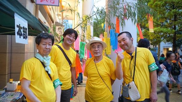 白金新聞#025天の川夏祭り2019写真011